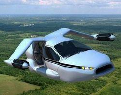 Во Франции готовятся к серийному выпуску электромобиля, способного летать