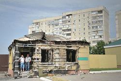 Критическая ситуация в Луганске – 23 дня без воды и света