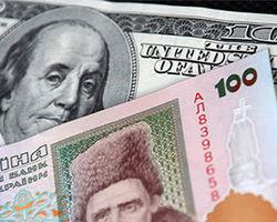 Курс доллара к гривне на форексе достиг уровня 10,35