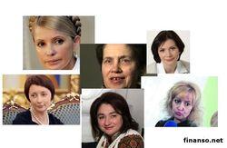Эксперты назвали самых популярных влиятельных женщин Украины