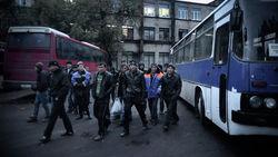 В Москве жители пикетируют полицейский участок из-за резонансного убийства