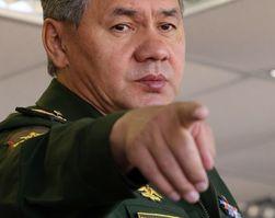 В Крыму российская армия защищала базы Черноморского флота – Шойгу