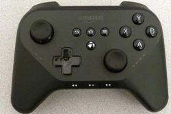 В Сети появились «живые» фото игрового контроллера Amazon