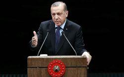Эрдоган объяснил цели военной операции Турции в Сирии