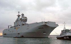 США, препятствуя проекту по «Мистралям», ослабят позицию Франции – эксперт