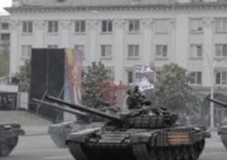 Из-за взрыва в танке погибли трое российских военнослужащих