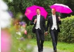 В октябре в Шотландии начнут регистрировать однополые браки