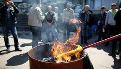Корбан: местные власти просят назначить военного коменданта на Донбассе