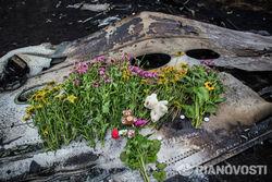 Москва заявляет, что Киев уничтожает улики на месте падения Боинга