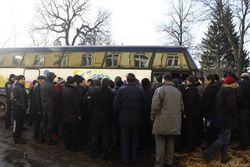 Неизвестные молодчики попыталась захватить обладминистрацию во Львове