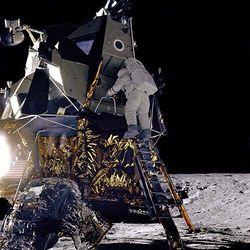 Посадочный лунный модуль выберут на тендере - коммерческий тренд NASA