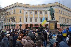 В Одессе ждут повторения крымского сценария нынешней ночью