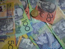 Курс доллара продолжает снижаться к австралийцу на позитивных данных Австралии и Китая