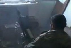 Ответка или третья сила: в Донецке снаряд угодил в жилой дом