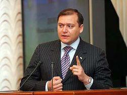 Добкин уверен, что в Харькове и сам не падет, и Ленину не даст