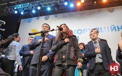 Почему Саакашвили до сих пор не создал свою партию в Украине?