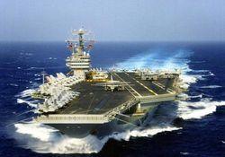 Через три дня авианосная группа ВМС США будет в Черном море