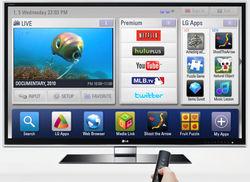 LG Smart TV теперь можно оплачивать «Яндекс. Деньгами»