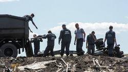 Идентифицировано тело первой жертвы рухнувшего Боинга