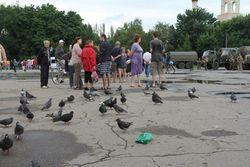 В Донецке и Луганске боевиков начали уничтожать местные жители