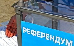 Наблюдатели в Крыму заявляют о высокой явке на референдум