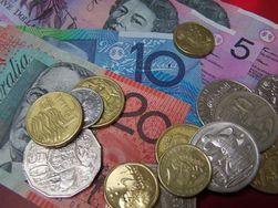 Курс доллара снизился к австралийскому доллару на 0,02% на Форекс