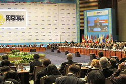 Украина – в центре внимания саммита ОБСЕ
