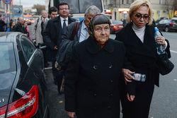 Мать Нади Савченко прилетела в Москву, но так и не смогла увидеть дочь