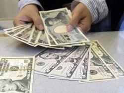 Курс доллара растет против иены на 0,34% на Форекс на слабых данных Японии