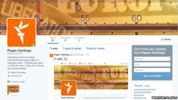 В «Твиттере» появилась поддельная русская страница радио «Озодлик»
