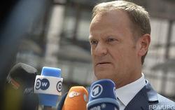 Прямой военной поддержки от ЕС Украина не получит – Туск