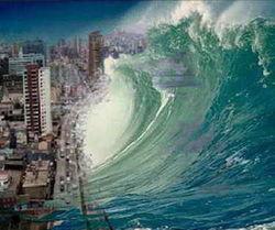 Мощные волны станут новой угрозой для человечества - ученые