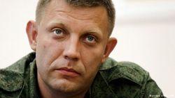 Захарченко приказал боевикам ДНР остановить «предвыборную агитацию»
