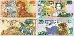 Курс доллара вырос на 0,44% против новозеландского доллара на Форекс