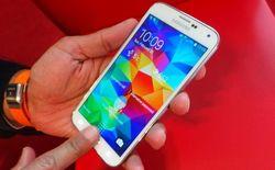 У Samsung Galaxy S5 нет проблем со сканером отпечатков пальцев
