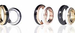Электронный кошелек в кольце с бриллиантом – сделано в Японии