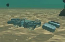 Беспилотник, который будет летать, бегать и нырять, разрабатывают в США