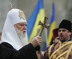 Глава УПЦ Киевского патриархата Филарет отказался от ордена Януковича