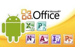 Microsoft продолжает работать над Office для Android