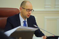 Яценюк надеется на второй транш МВФ после корректировки
