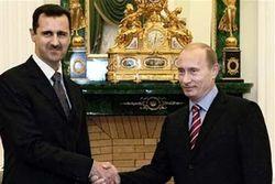 Почему Путин упорно продолжает защищать Башара Асада – иноСМИ