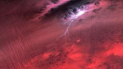 На поверхности субзвезд может идти дождь из раскаленного металла