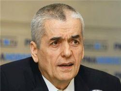 Онищенко разочарован – украинский Roshen не хочет вставать на колени