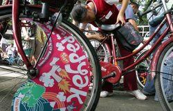 «Розовый велосипед» – прорывная программа для туристов и горожан в Праге