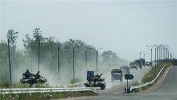 Псаки: Россия планирует перебросить танки и оружие в Украину