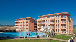 Почти половина жилья в Болгарии строится на морских курортах