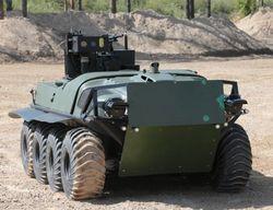 Воюют ли в Сирии российские боевые роботы?
