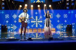 Белорускоязычный дуэт NAVI BAND восхитил поклонников Евровидения