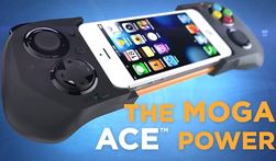Для заказа стал доступен iOS 7 – MOGA Ace Power