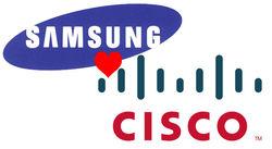 Cisco и Samsung заключили кросс-лицензионное соглашение